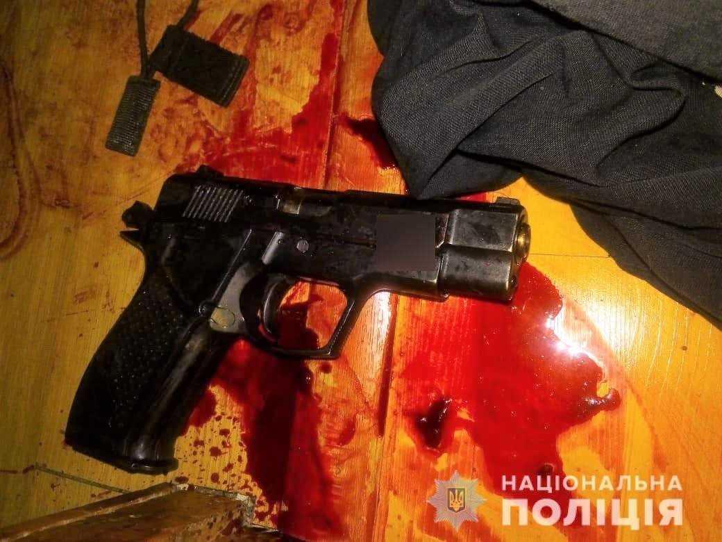 Одного з нападників затримано / фото: ГУ НП Сумщини