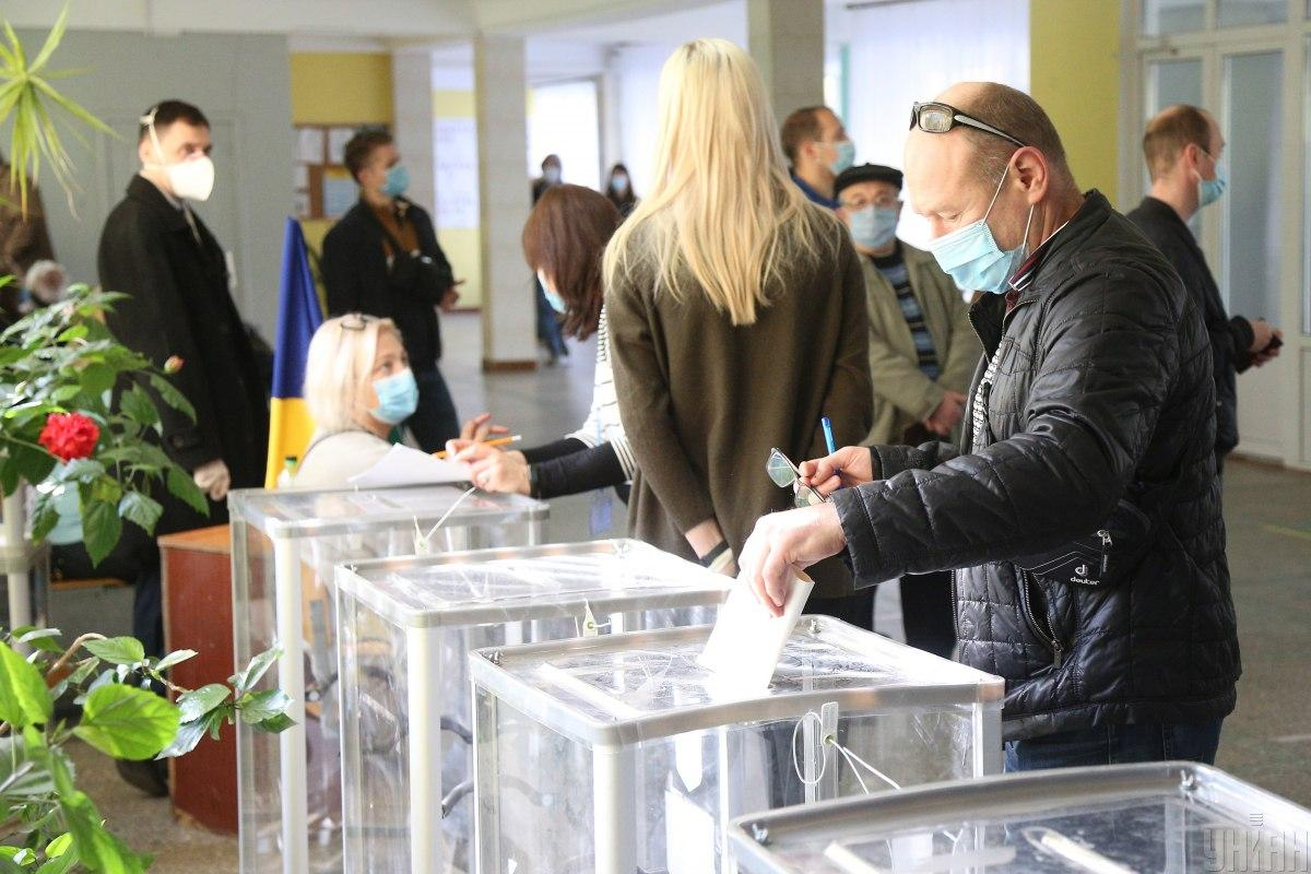 Лідія Чорна розповіла, як можна збільшувати явку молоді на виборах / фото УНІАН