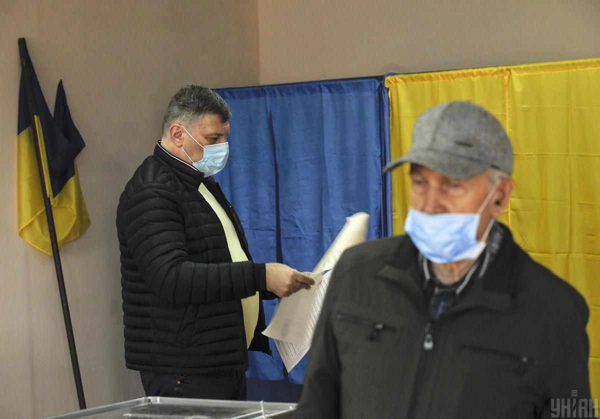 На виборах мера Черкас лідирує Бондаренко - екзит-пол