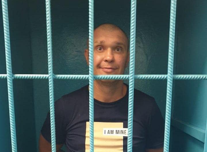 Виталий Рудзько / фото facebook.com/anton.gerashchenko.7