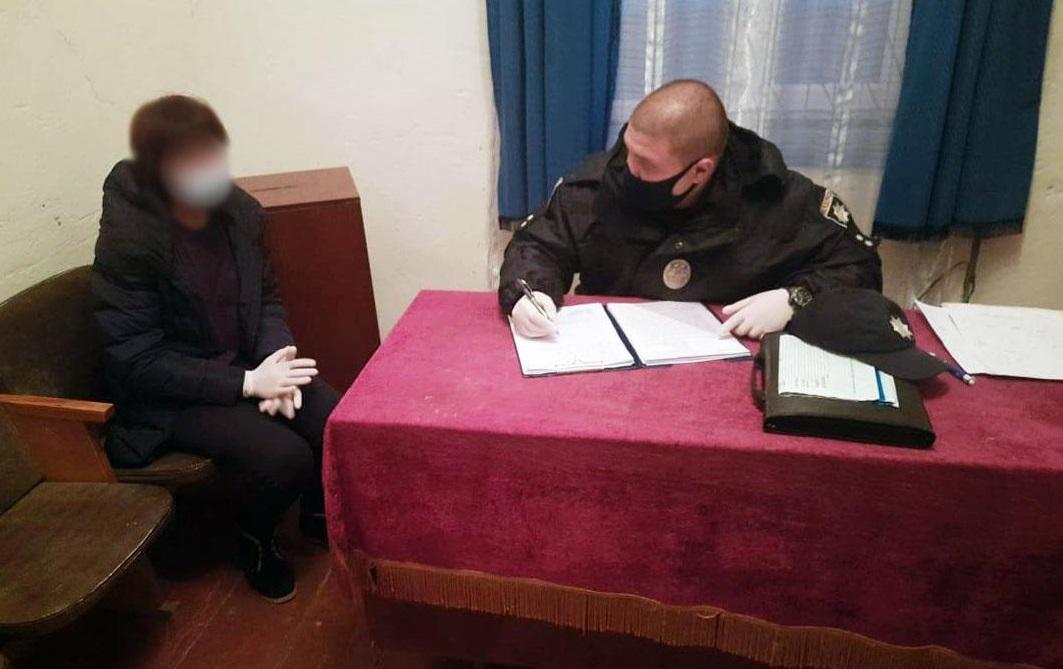 На Чернігівщині заступниця голови ДВК проголосувала за іншого виборця