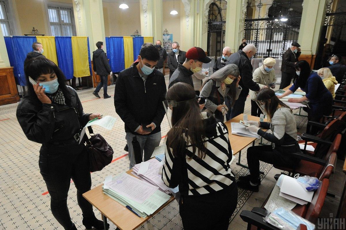 Голосування на місцевих виборах в цілому відбувається без порушень - ОПОРА