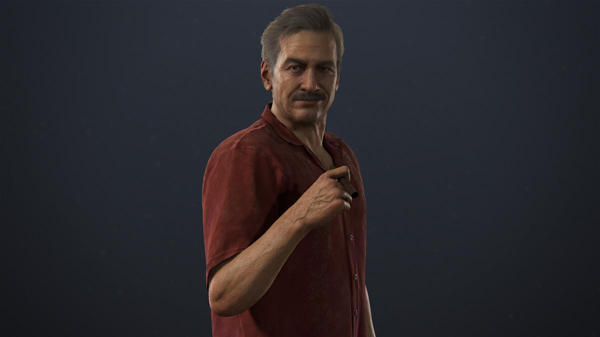 Віктор Салліван - цього персонажа зіграє Марк Волберг / фото videogamer.com