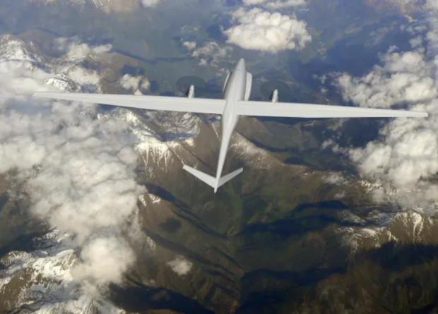Британці створять водневу літаючу стільникову вишку / фото Stratospheric Platforms