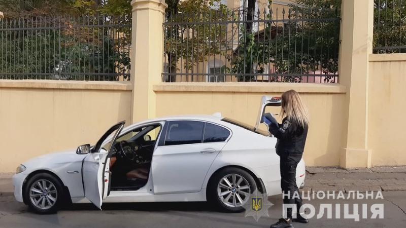 В Одесіу кафе влаштували бійку/ фото od.npu.gov.ua