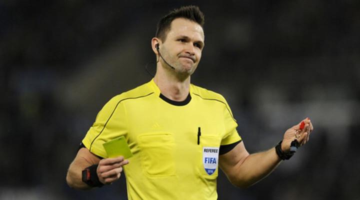 Кружляк працював на двох матчах Динамо в Лізі Європи / фото uefa.com