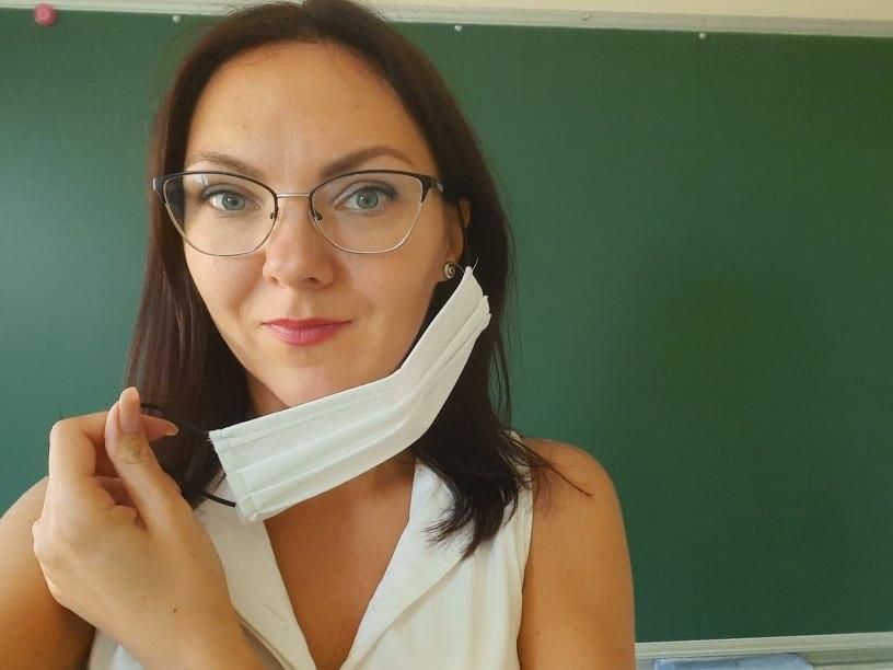 Ольга Перекопайко посоветовала учиться быть гибкими / фото facebook.com/PerekopaikoOlga