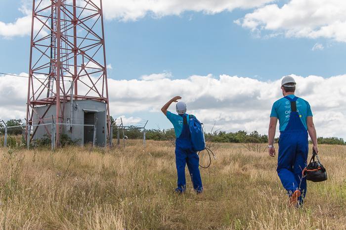 Связь 4G появилась в селах Сумской области