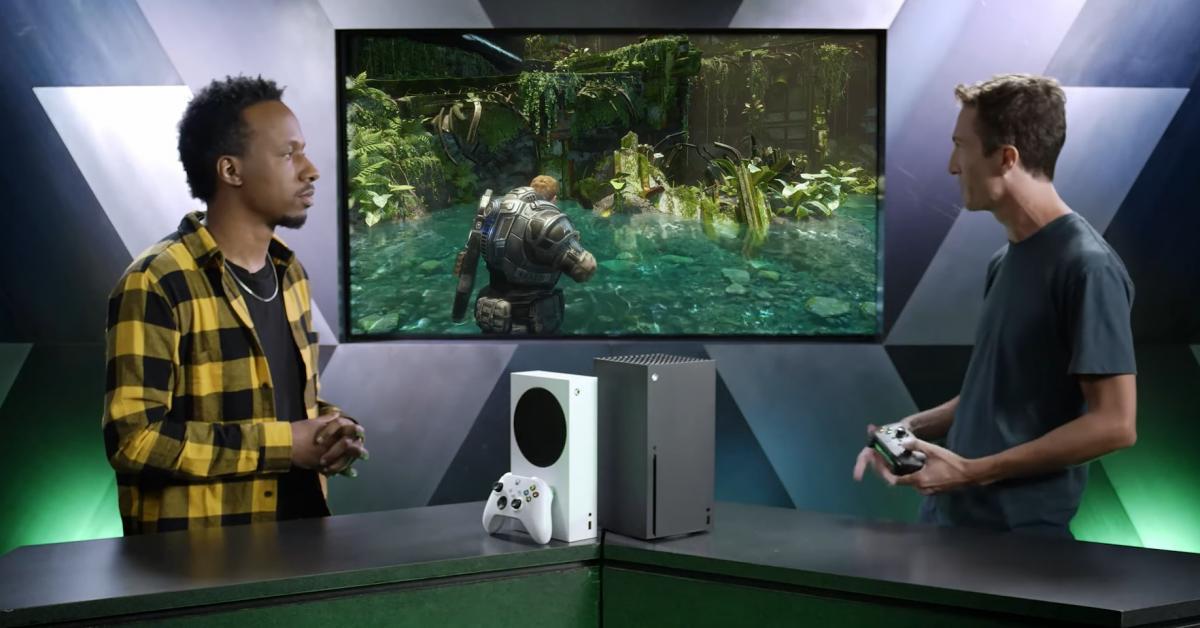 Xbox Seris X та Seris S вийдуть 10 листопада / скріншот