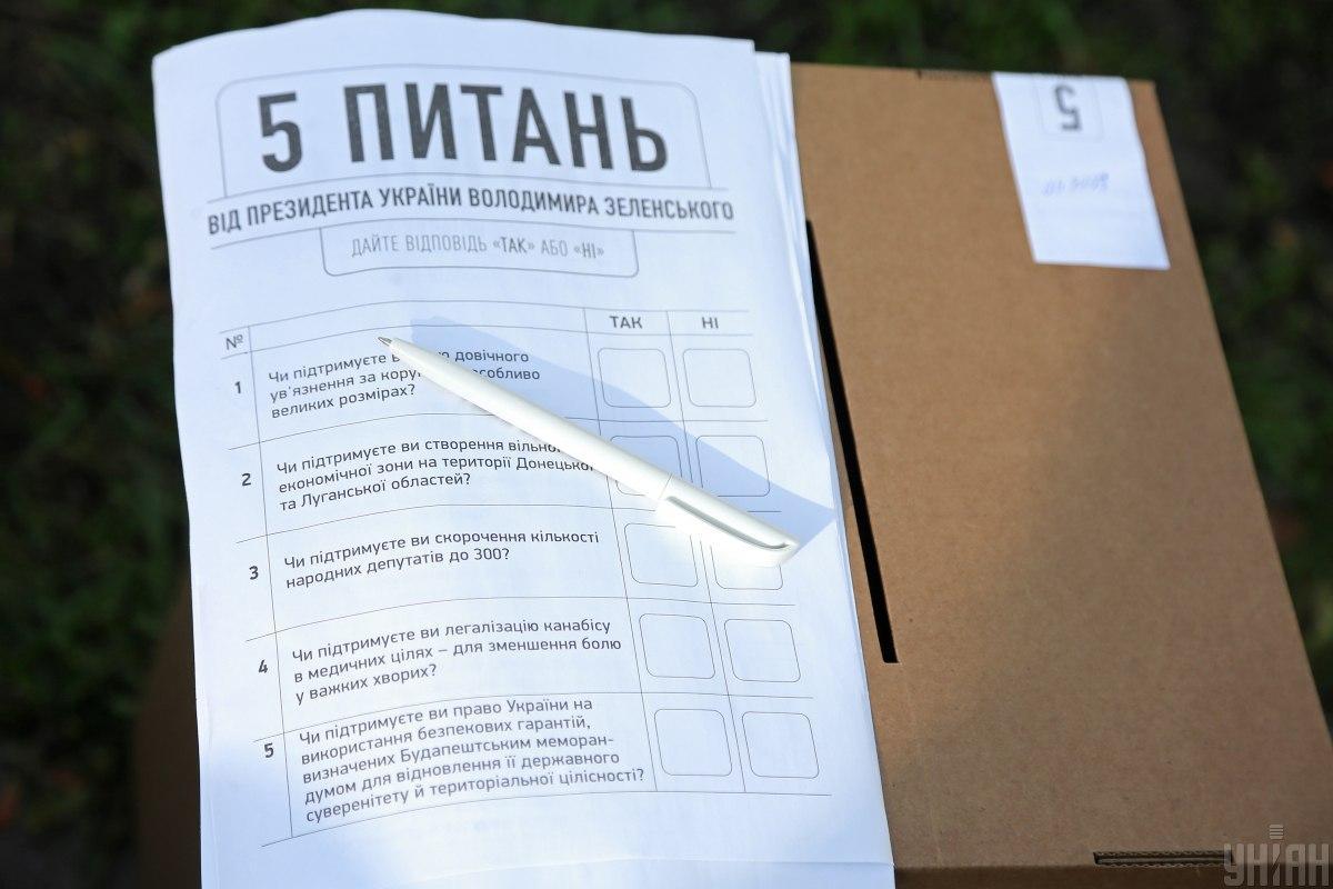 Опитування проводилось 25 жовтня / фото УНІАН, Віктор Ковальчук