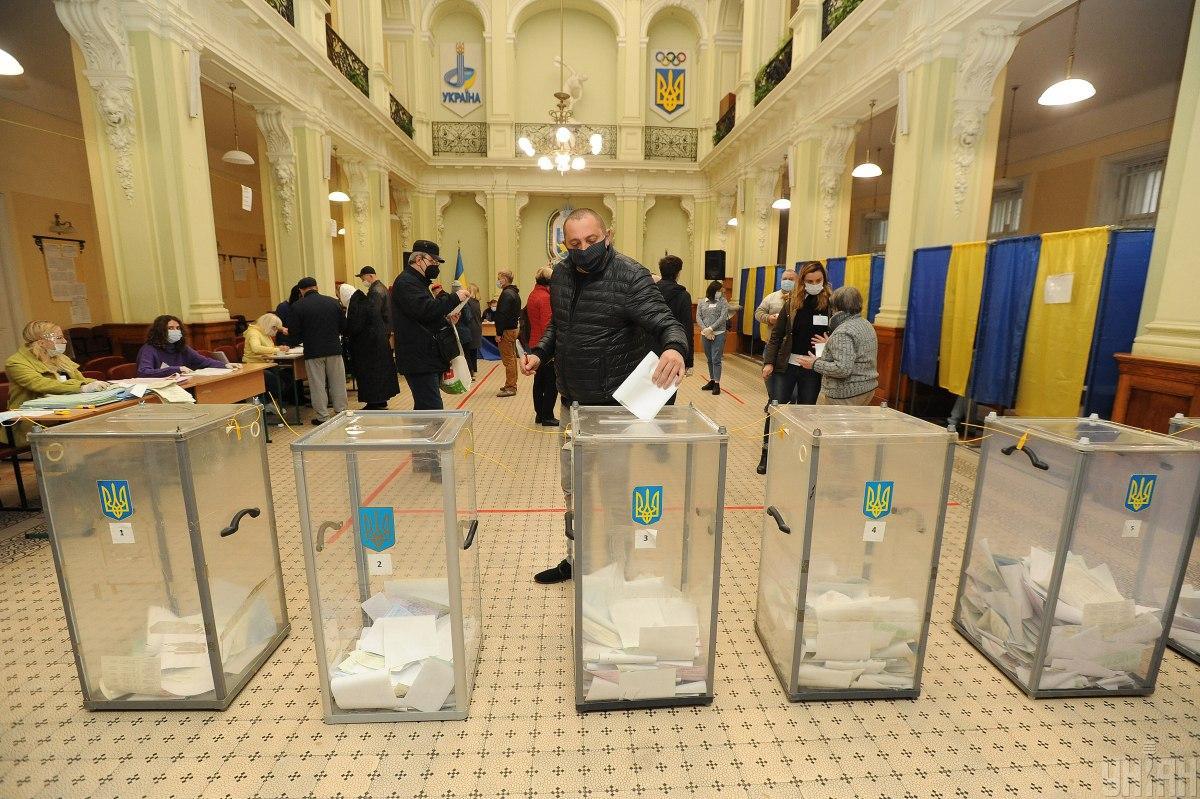 В ОБСЕ похвалили местные выборы в Украине / фото УНИАН, Николай Тис