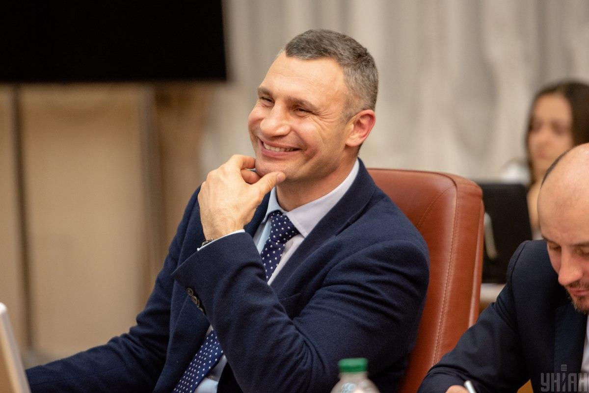 Klitschko has scored a landslide victory / Photo from UNIAN