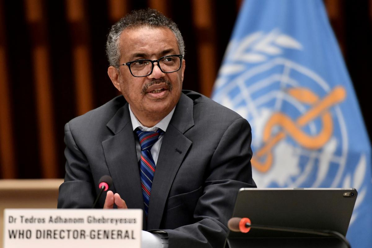 Глава ВОЗ предупредил мир о надвигающейся моральной катастрофе / фото REUTERS