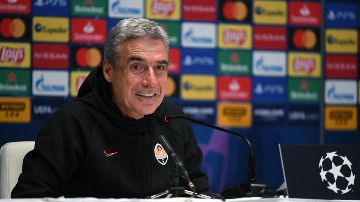 Луиш Каштрупрокомментировал победу над Реалом/ фото ФК Шахтер
