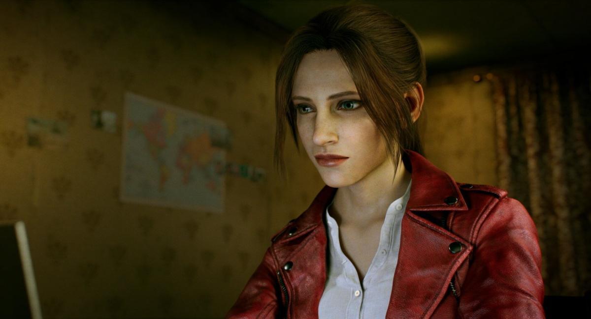 Клэр Редфилд – главная героиня анимационного сериалаResident Evil /фото twitter.com/NXOnNetflix