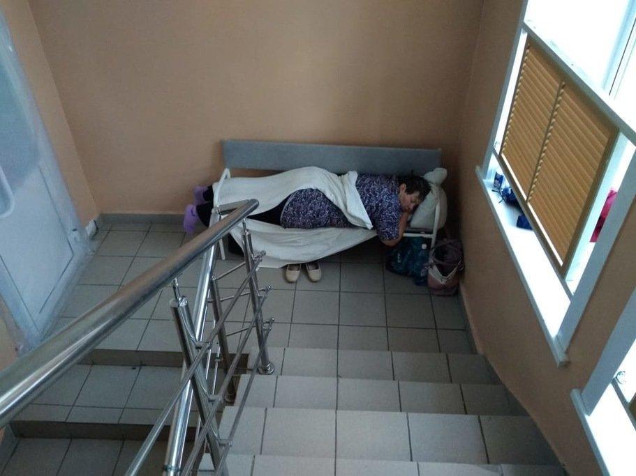 У Росії лікарні для коронавірусних хворих забиті / Тайга . Інфо