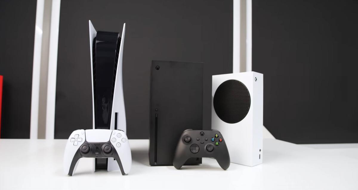 PS5 и Xbox Series X/S /скриншот