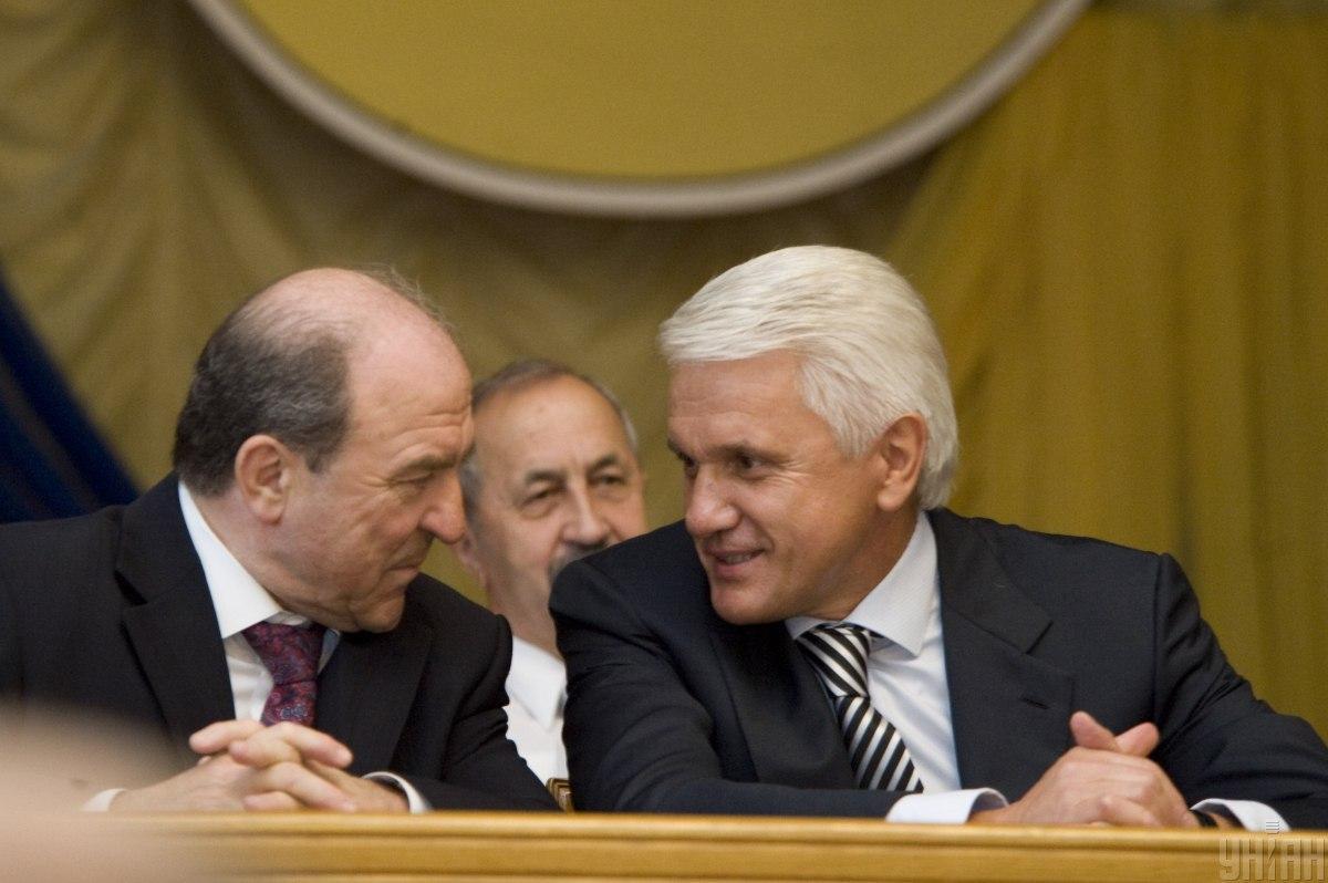 На даний момент Литвин є головою Наглядової ради університету / фото УНІАН, Анастасія Сироткіна
