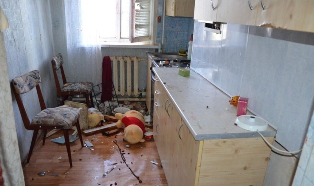 Украинские подростки развлекаются уничтожением квартир / Иллюстрация, фото novosti-n.org