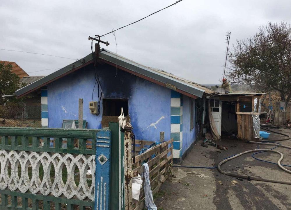 Під Одесою сталася смертельна пожежа / фото ДСНС