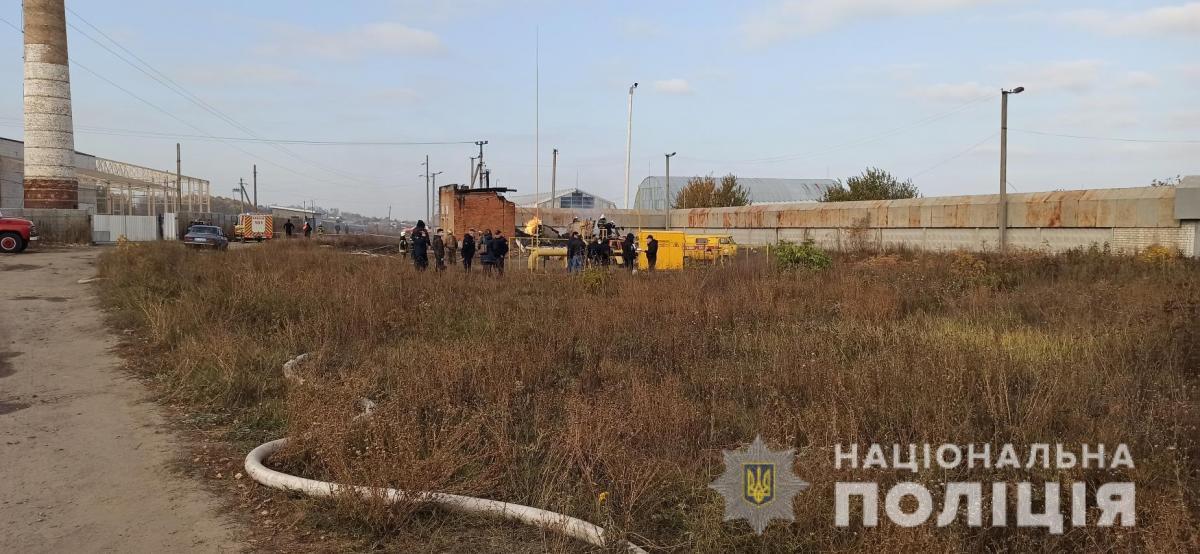 В результате взрыва погибли два человека / фото Нацполиция