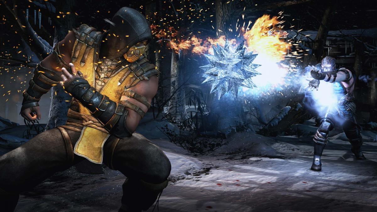 Фильм по Mortal Kombat не выйдет в январе следующего года / фото NetherRealm Studios