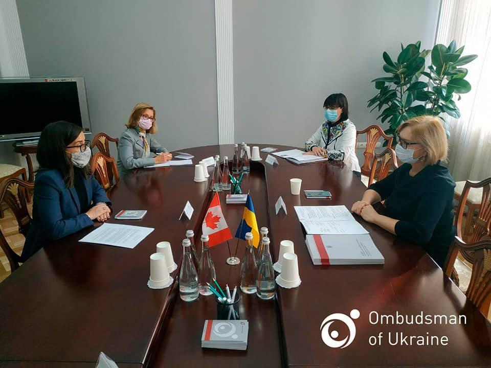 235 українцівутримуються на окупованому Донбасі - Денісова / фото facebook.com/denisovaombudsman