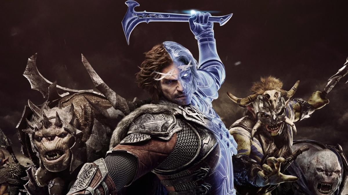 Забрать Middle-earth: Shadow of Warподписчики PS Plus смогут уже 3 ноября / фото twitter