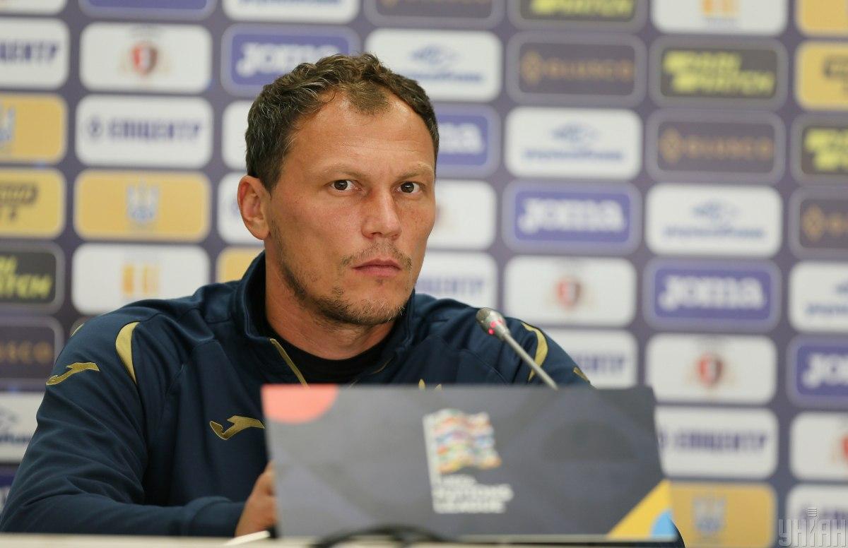Андрій П'ятов провів 95 матчів за збірну України / фото УНІАН