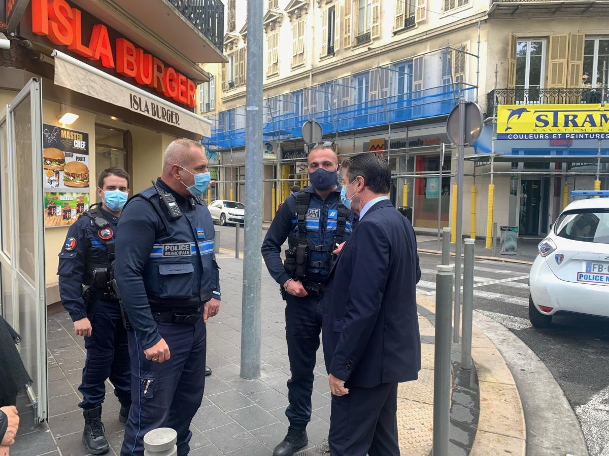 Кровавый теракт в Ницце - полиция задержала еще одного подозреваемого / фото REUTERS