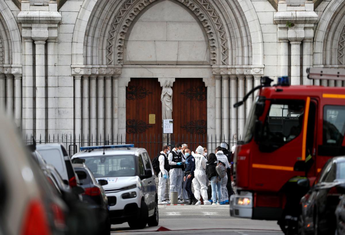 Теракт у Ніцці / фото REUTERS