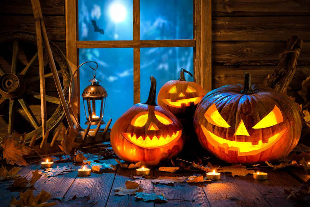 Как отмечают Хэллоуин / фото ua.depositphotos.com