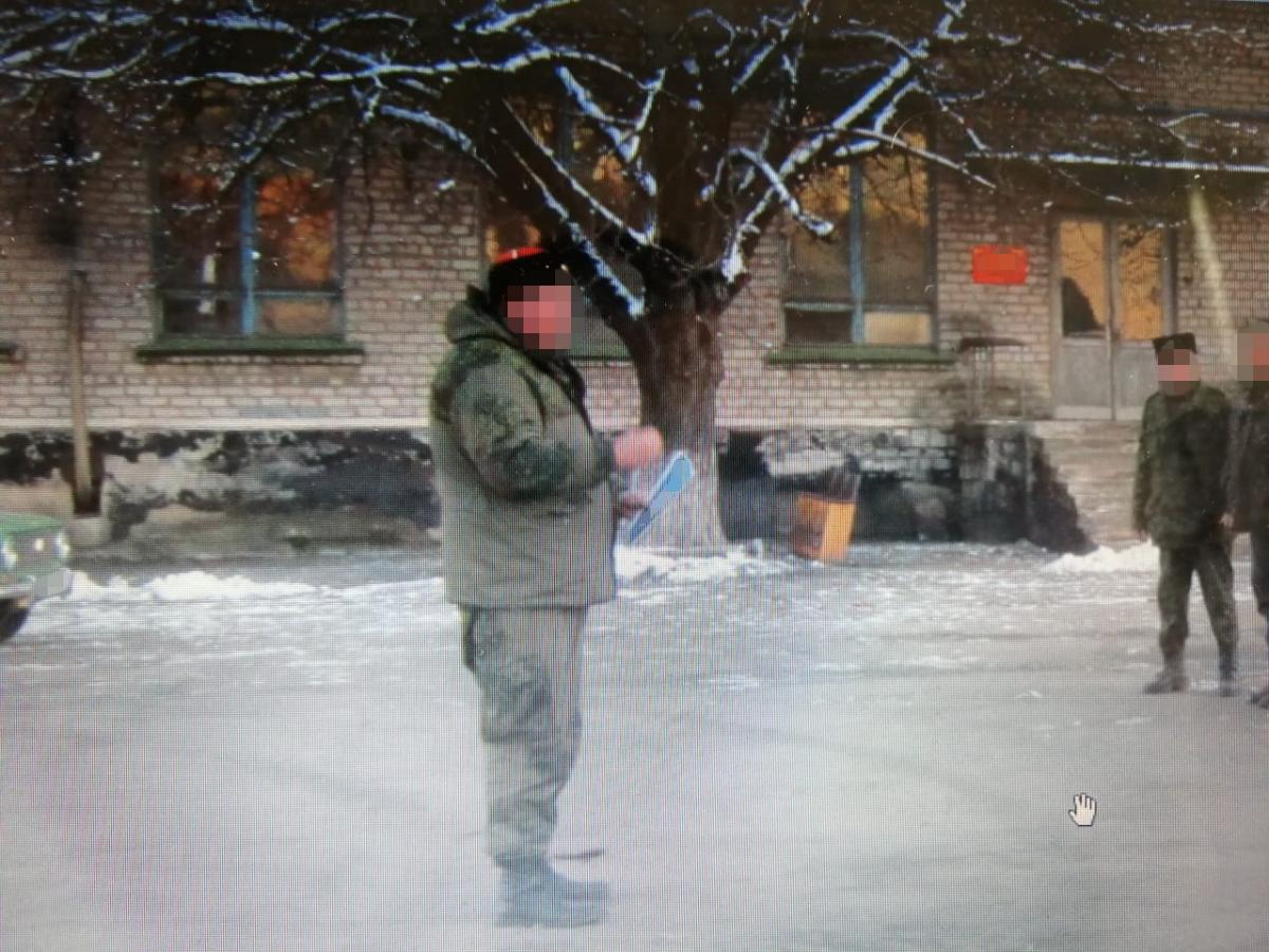 Боевик перебрался на подконтрольную украинской власти территорию и поселился в Киеве / фото ssu.gov.ua