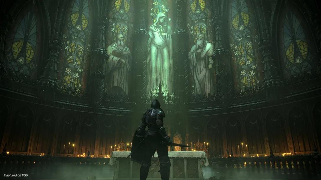 Demon's Souls на PS5 будет работать в двух режимах/фото blog.playstation.com