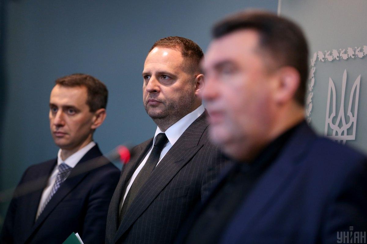 ЗМІ дізналися про заплановану відповідь Банкової на рішення КСУ / Фото УНІАН, В'ячеслав Ратинський
