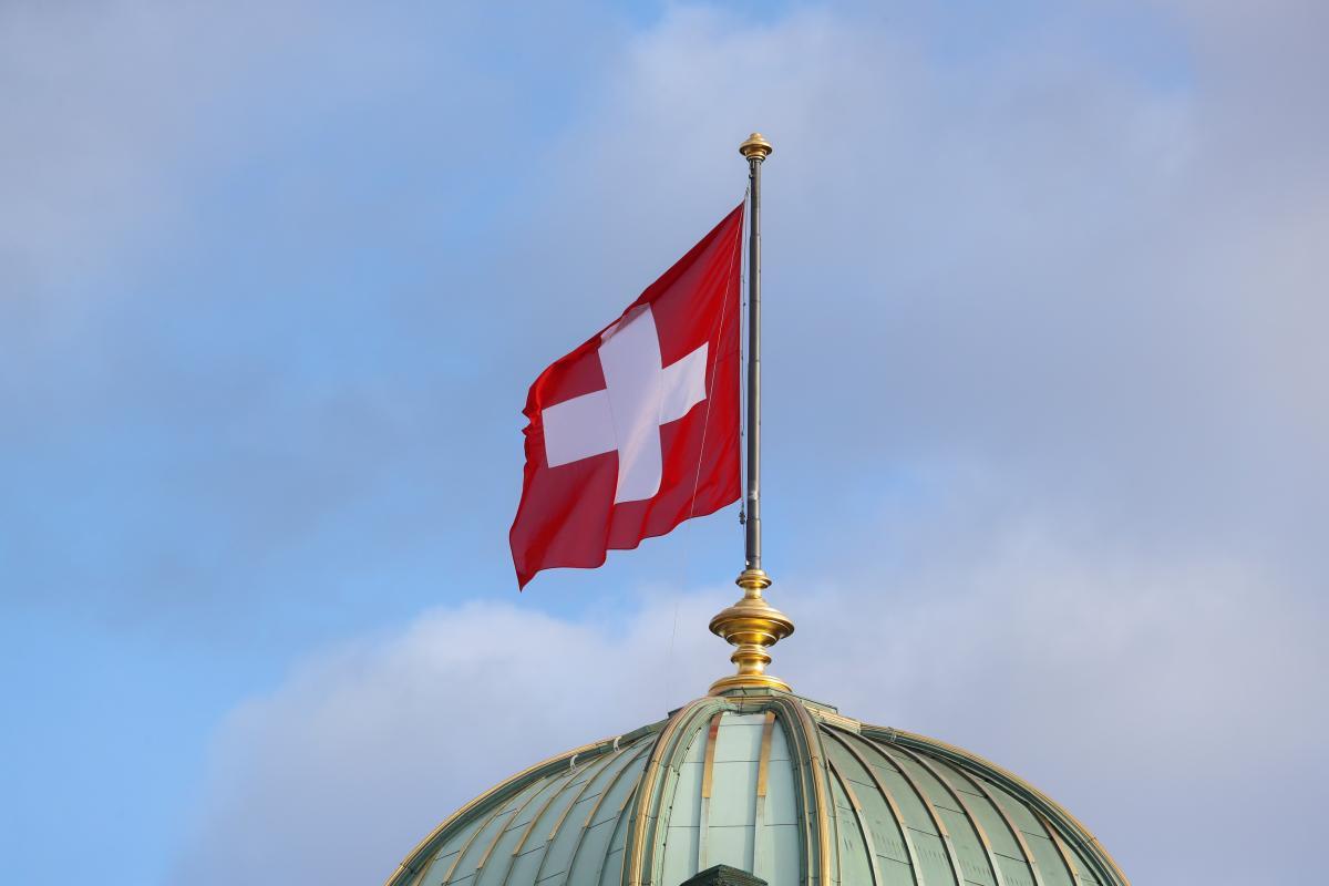 В Швейцарии упал в озеро небольшой самолет / фото REUTERS