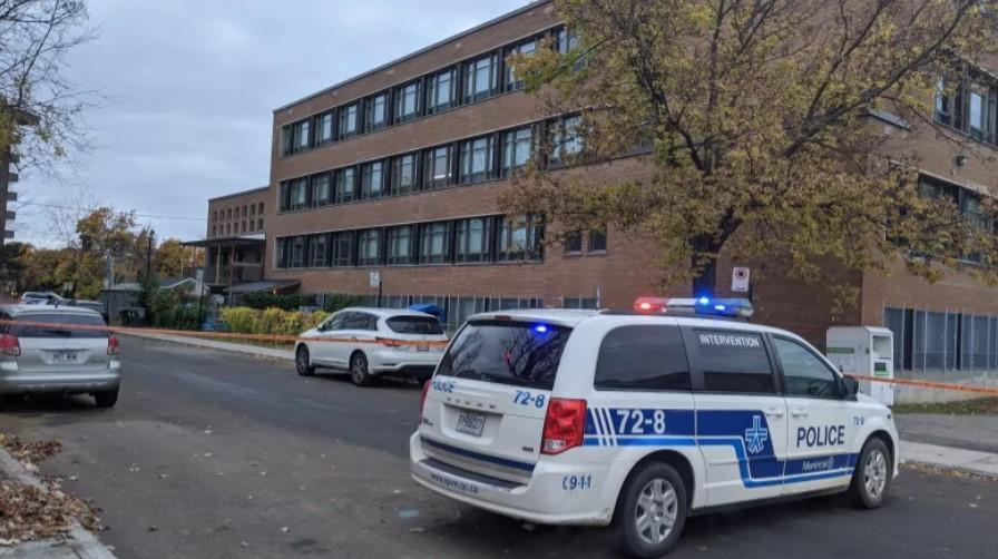 Полиция начала внутреннее расследование по факту произошедшего/ фото Franca Mignacca, CBC