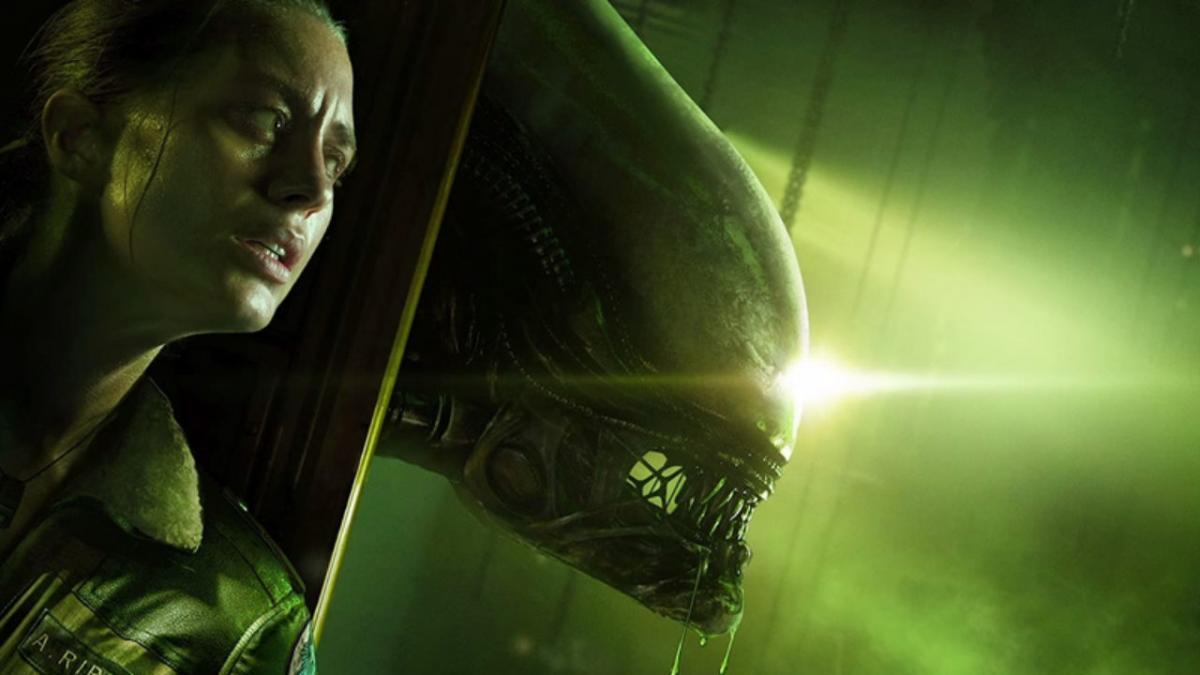 Alien: Isolation уже второй раз попала в раздачу от EGS /фото SEGA