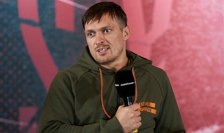 Александр Усик / фото boxingscene.com
