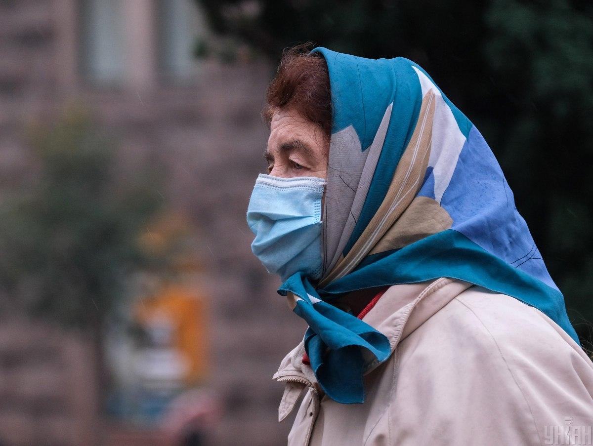 В Украине на прошлой неделе было выявлено 53 270 случаев COVID-19 / фото УНИАН
