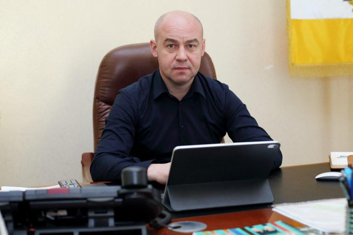 Сергій Надал / фото з офіційної Facebook-сторінки Сергія Надала