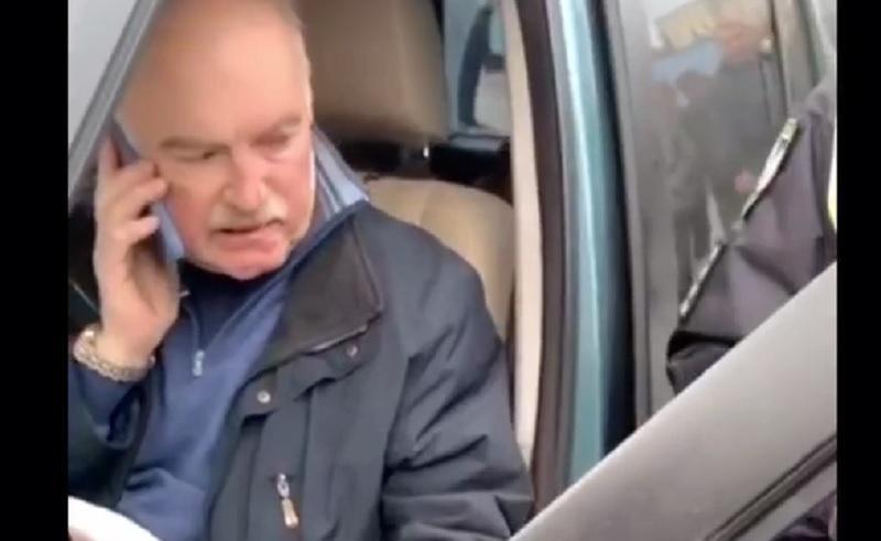 ДТП на Майдані - водій здав тест на алкоголь тільки з третього разу, деталі / Скріншот