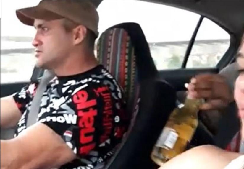 Водитель попал в больницу в критическом состоянии / скриншот из видео