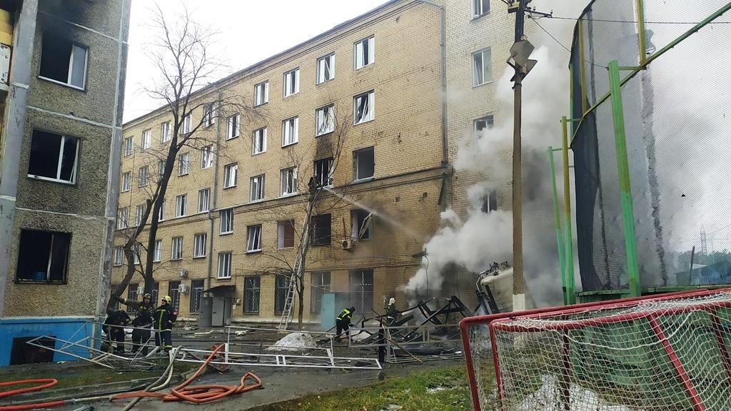 Челябинск взрыв - прогремел взрыв в ковидном госпитале: что известно / 74.mchs.gov.ru