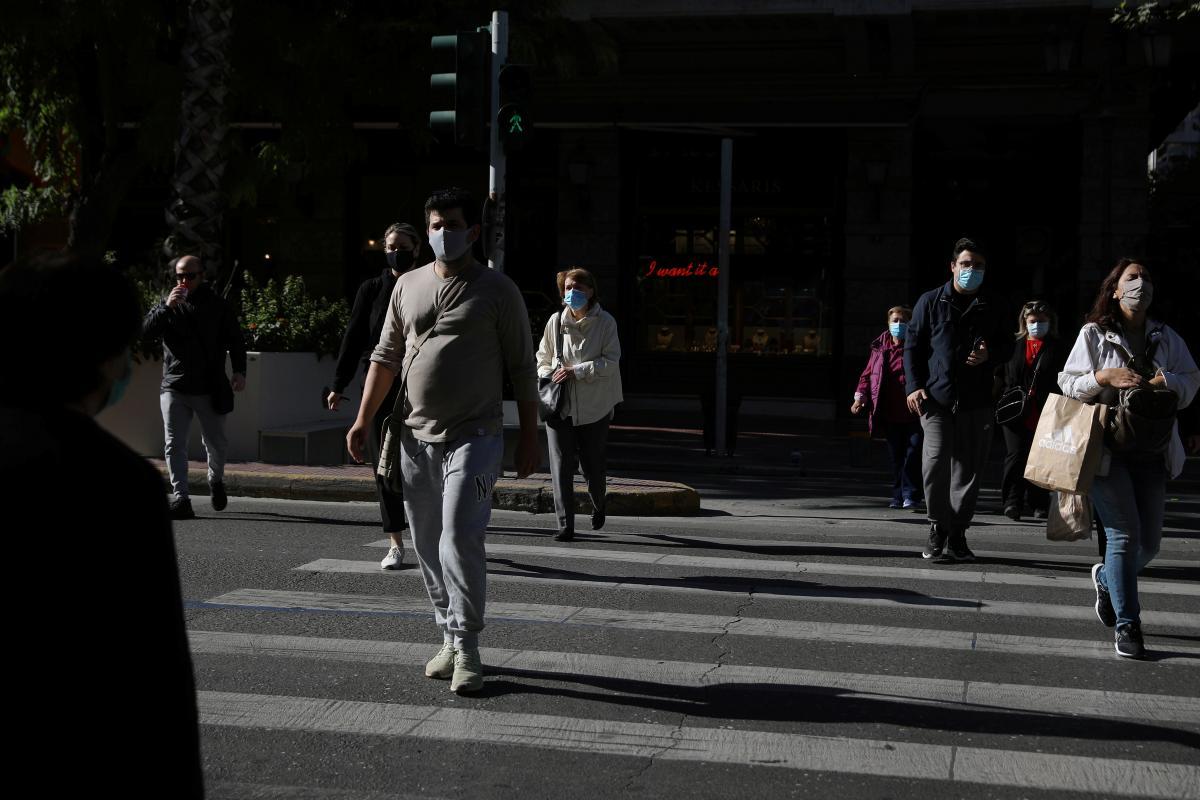 В Минздраве считают, что коронавирус распространяется в ураганном режиме / фото REUTERS