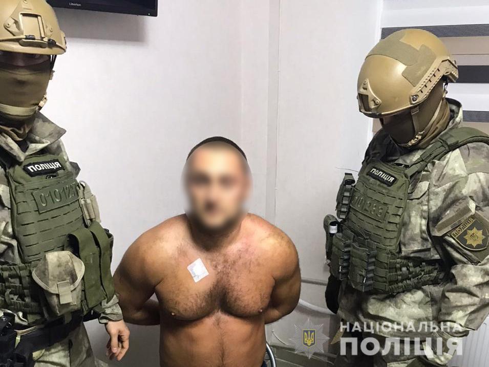 Новости Сумской области - повязали еще одного нападающего на семью кандидата в депутаты / su.npu.gov.ua