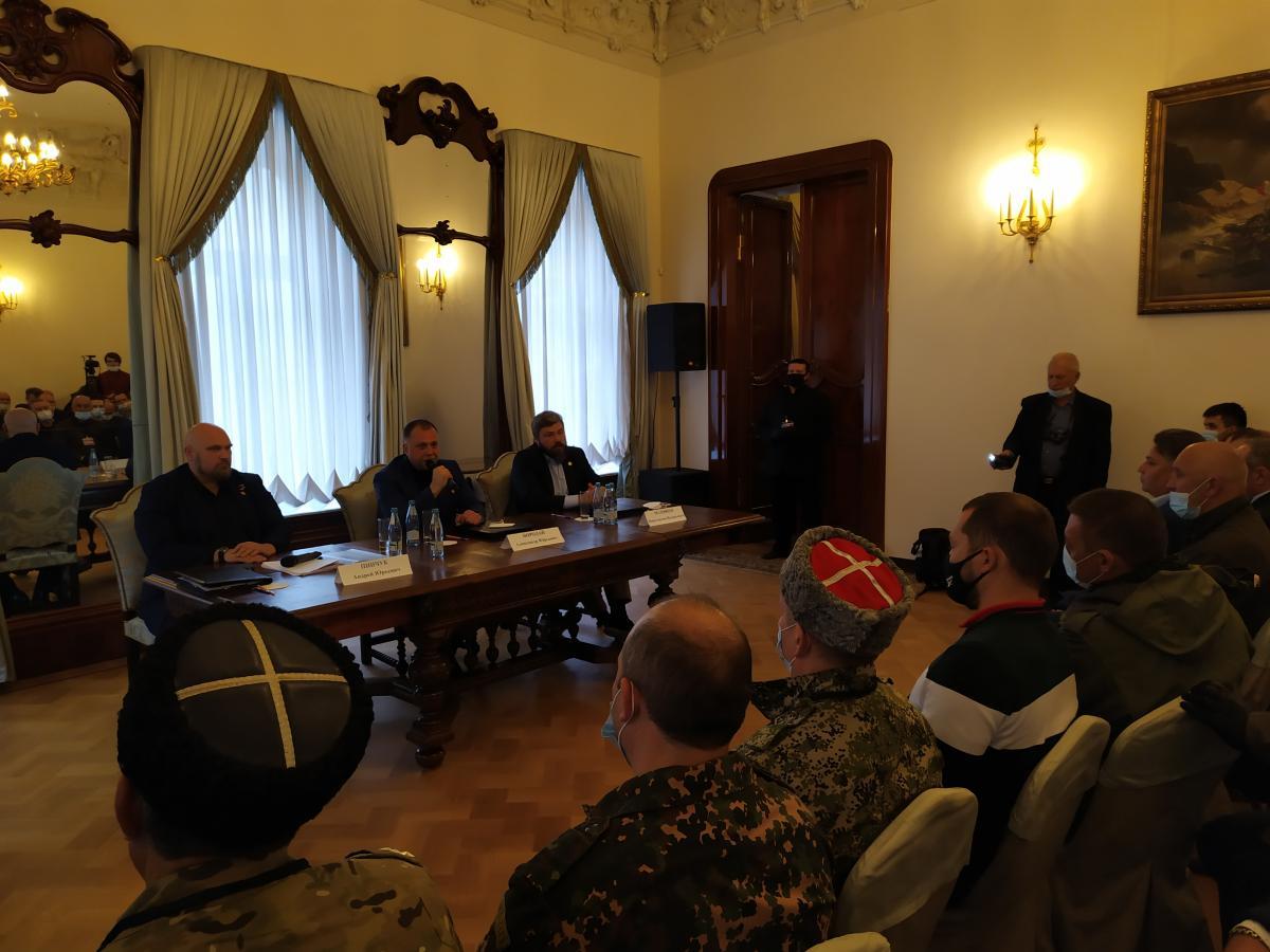 Бородай і його посіпаки йдуть у депутати Держдуми РФ, будуть захищати русский мир / tvrain.ru