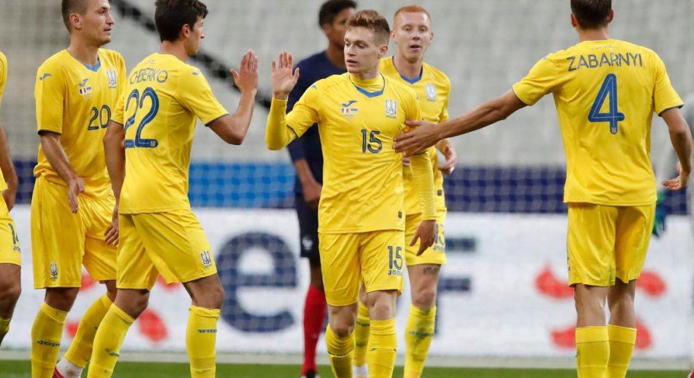 футбол сборная украины где смотреть