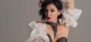 Ольга Цибульская показала роскошное платье на красной дорожке