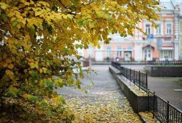 Завтра в Киеве будет пасмурно с температурой до +12°